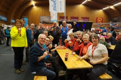 Afterparty wandelmarathon Egmond
