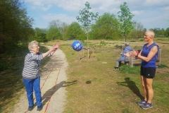 Wandeltraining senioren